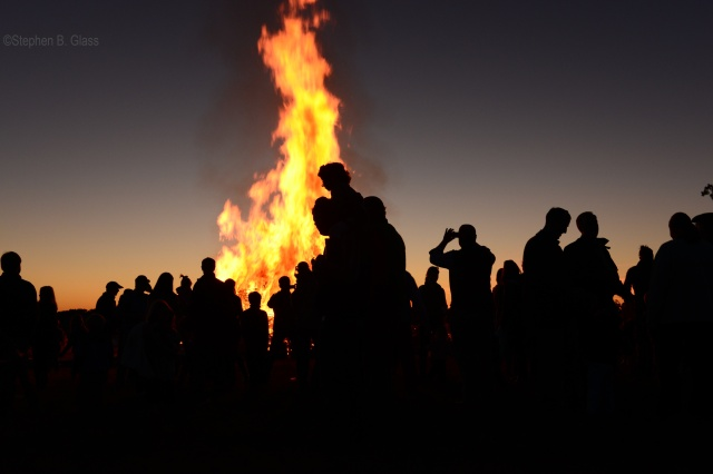 Bagpipes and Bonfires 25th Annual Festival