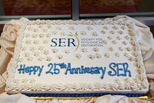 SER was founded 25 years ago in Madison, Wi. Photo by David H. Thompson.